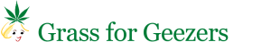 Grass for Geezers Logo