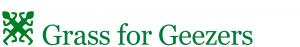 Grass for Geezers Logo